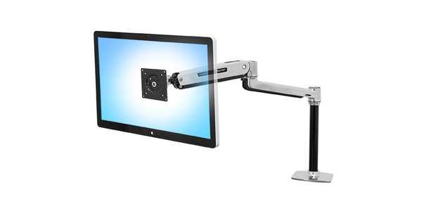 Pop-up Stand Monitor Arm
